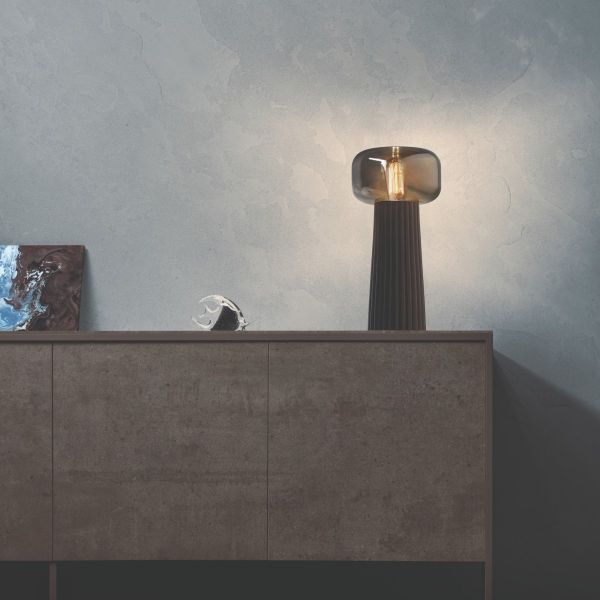 Lampă de masă FARGO BLACK