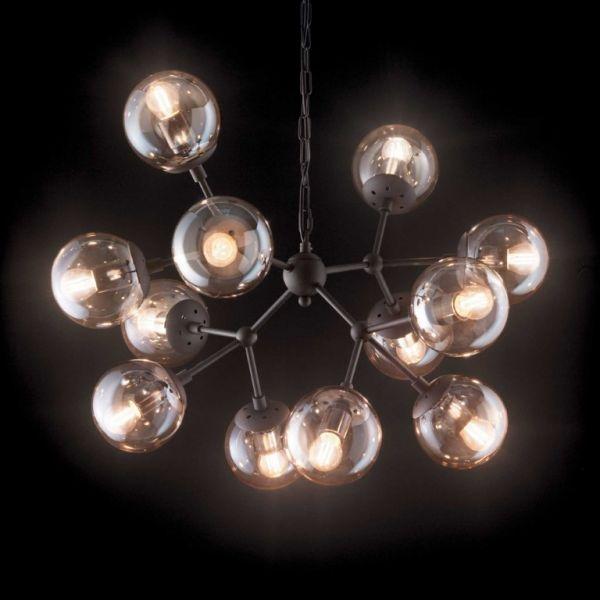 Lampă suspendată KEPLER 12L