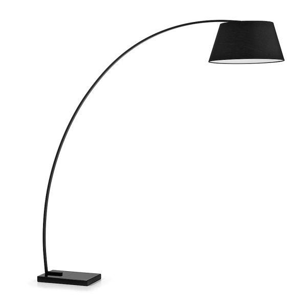 SWING BLACK Lampa stativa