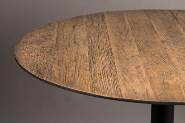 Masă BRAZA ROUND BROWN 75 cm