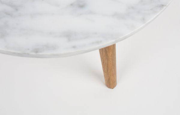 MASUTA WHITE STONE L 50 cm
