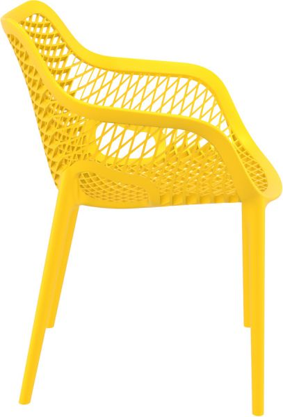 SCAUN AIR XL YELLOW