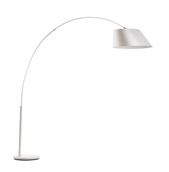 ARC WHITE Lampa stativa