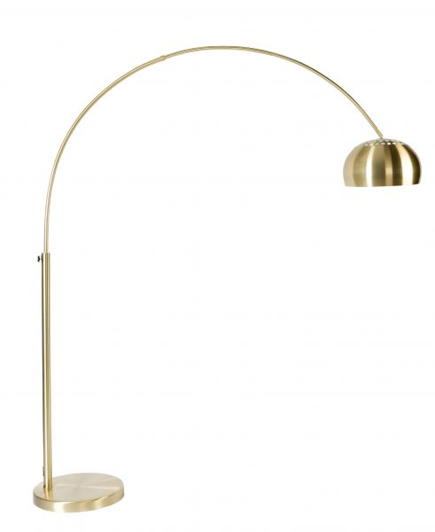 METAL BOW BRASS Lampa stativa