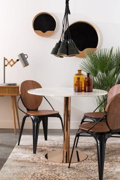 FLEX GREY Lampă de masă