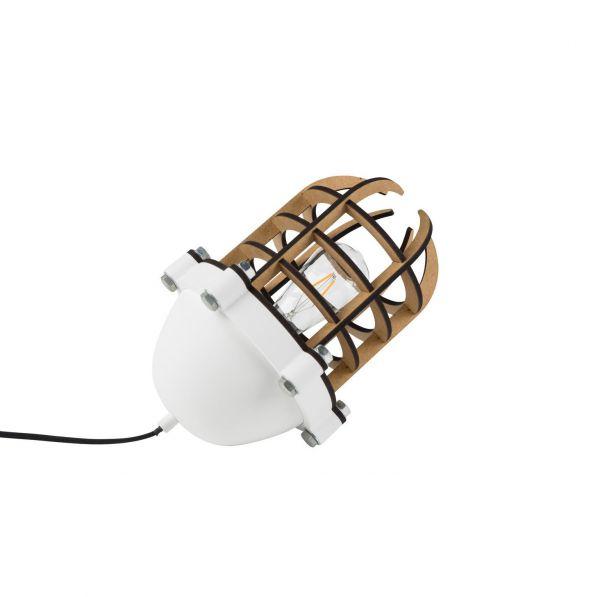 NAVIGATOR WHITE Lampă de masă