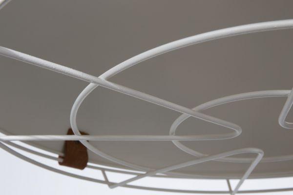 DEK 40 WHITE Lampa suspendata