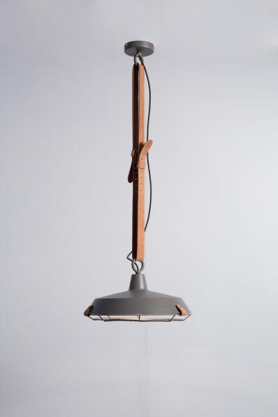 DEK 40 GREY Lampa suspendata