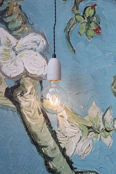 MACH CONCRETE Lampă suspendată