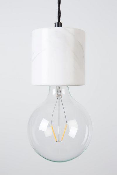 TRUST MARBLE WHITE Lampă Suspendată