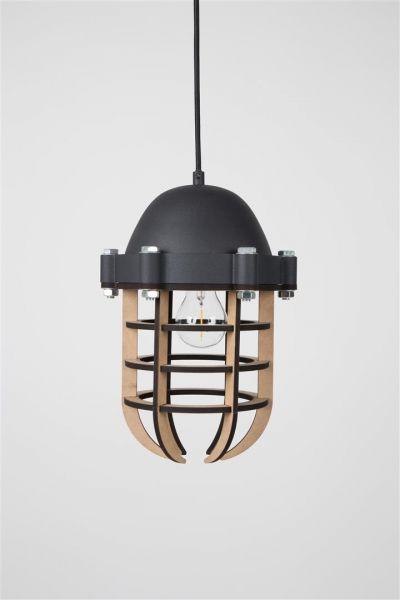 NAVIGATOR BLACK Lampă Suspendată