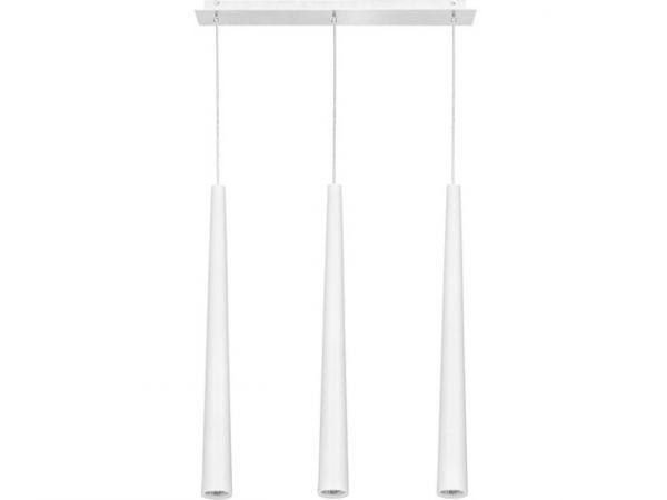 GRANDORE WHITE 3C Lampă suspendată