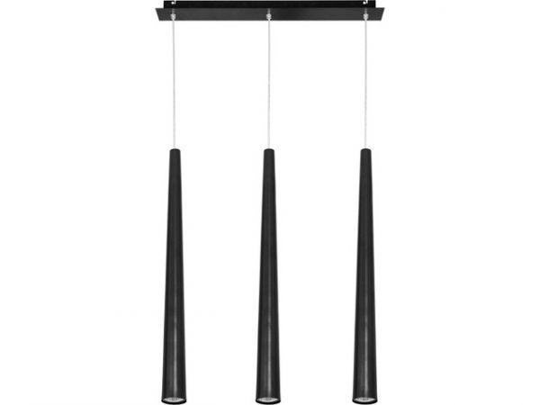 GRANDORE BLACK 3C Lampă suspendată