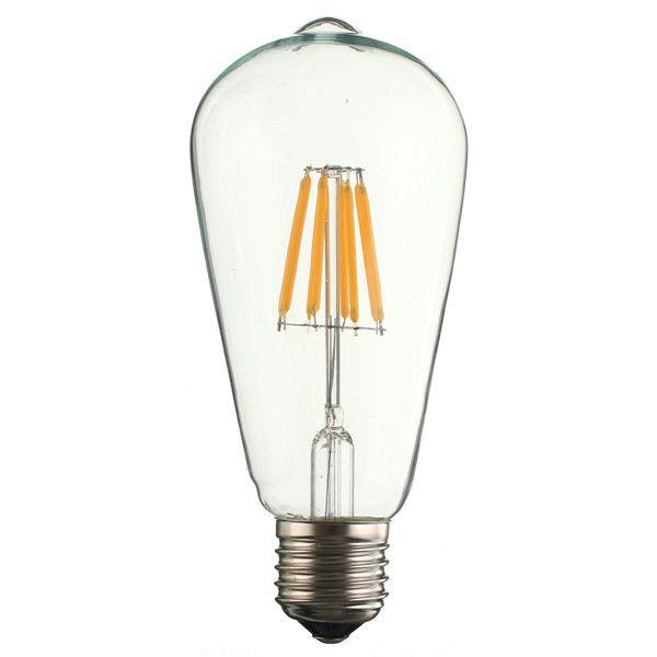 BEC LED M TUBULAR LARGE E27 8W
