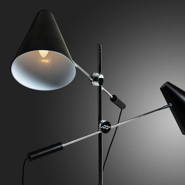 LITI BLACK Lampă stativă