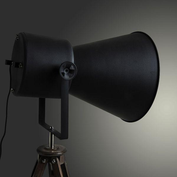 CAPELL BLACK Lampă stativă