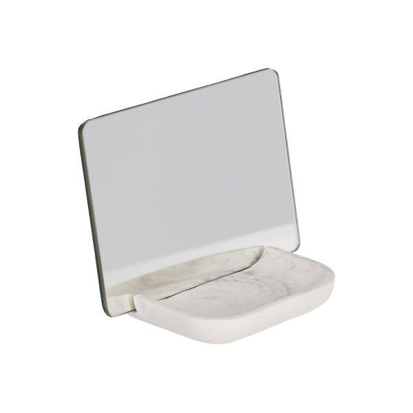 Oglinda HASA WHITE