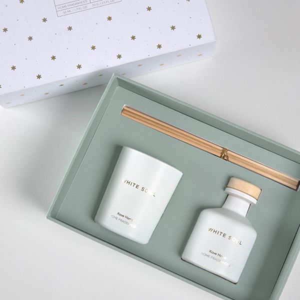 Difuzor parfum camera WHITE SOUL