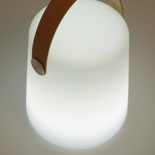 Lampa de masa DIEN BROWN