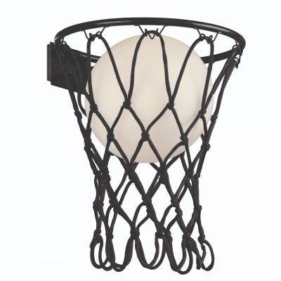 Lampă de perete BASKETBALL