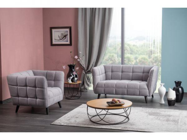 Canapea 3 locuri OTELLO GREY 200 cm