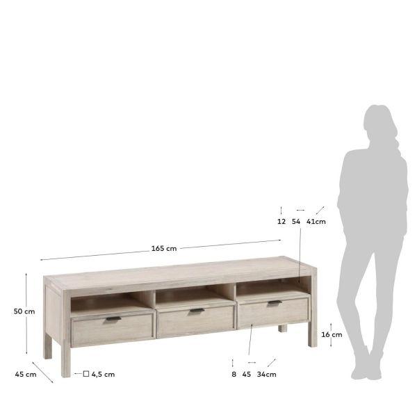 Comoda TV LENIS 165 x 50 cm