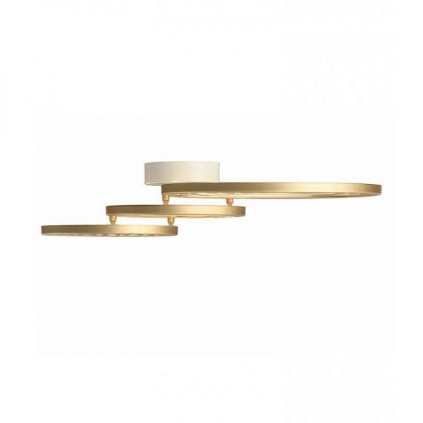 Lampă de tavan/perete COLA GOLD 3