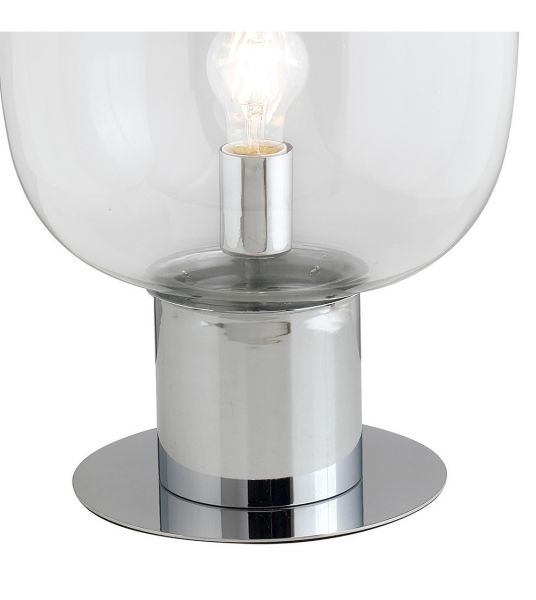 Lampa de masa FELLANA CHROME 18