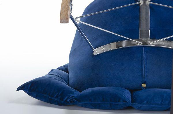 Balansoar SIREN VELVET BLUE
