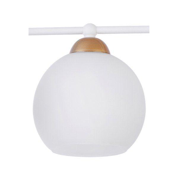 Lampă suspendată REA 4L WHITE