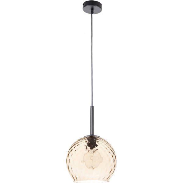 Lampă suspendată COMO 1 AMBER 90 cm