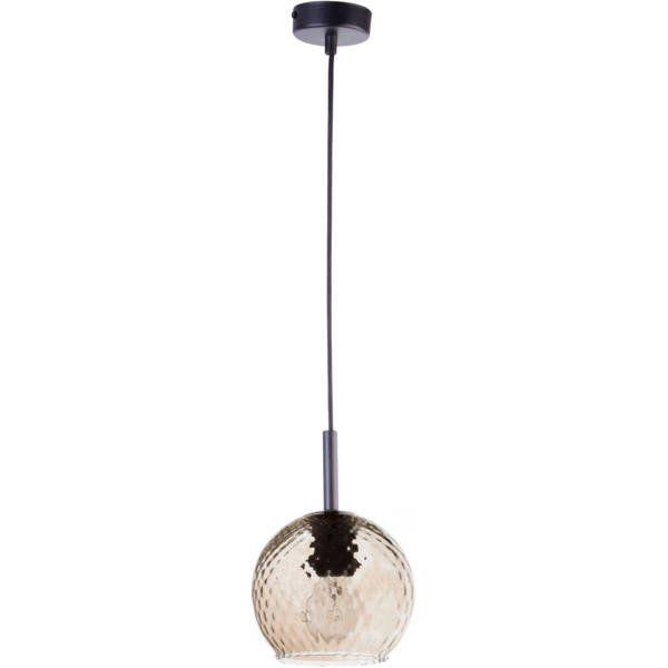 Lampă suspendată COMO 1 AMBER 85 cm