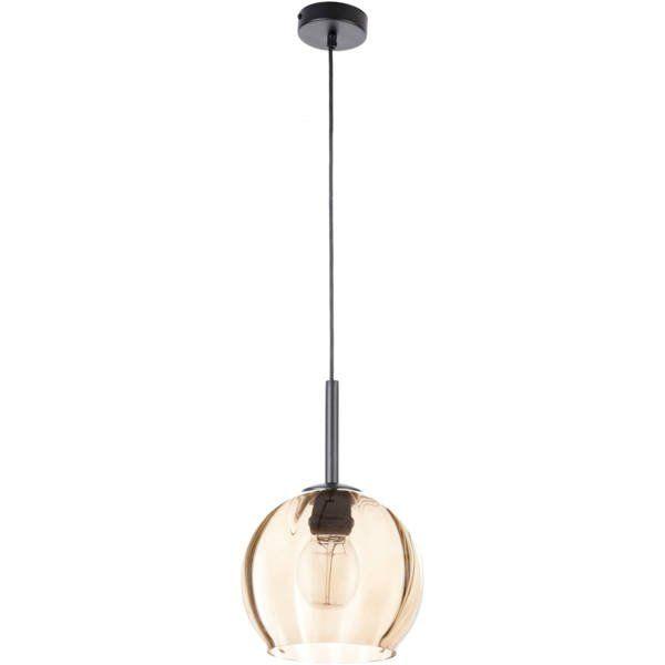 Lampă suspendată COMO 2 AMBER 90 cm