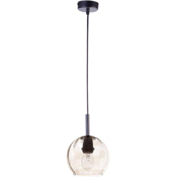 Lampă suspendată COMO 2 AMBER 85 cm