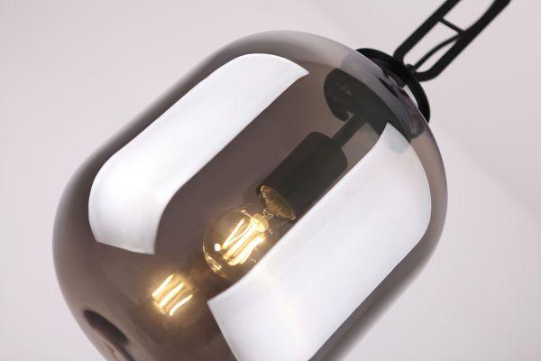 Lampă suspendată AMBRA SMOKY
