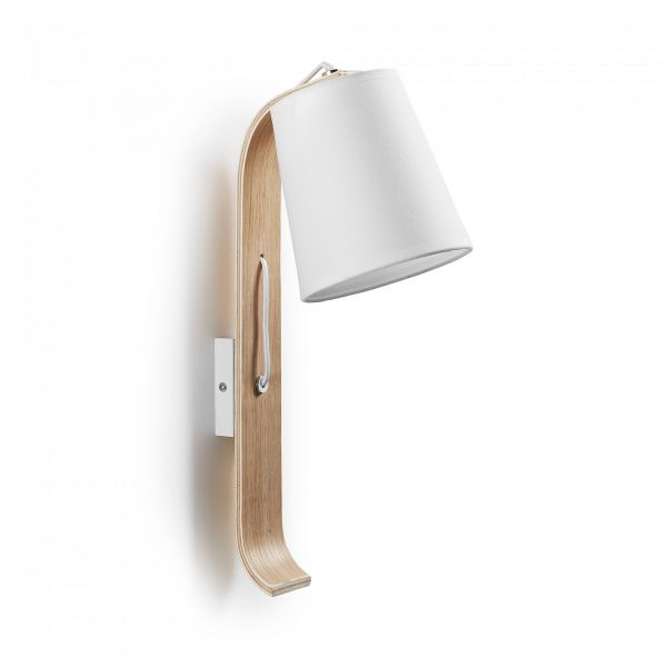 ERYC WHITE Lampă de perete