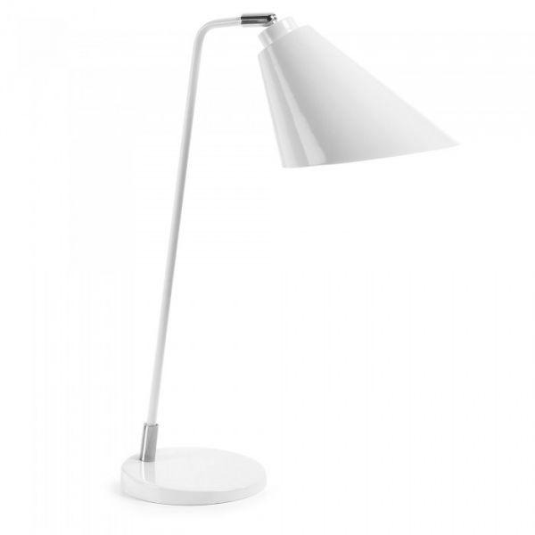 POLLEN WHITE Lampă de masă