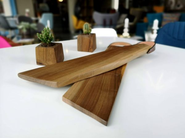 Platou servire (cheeseboard) 12x57x1,5cm WALLY