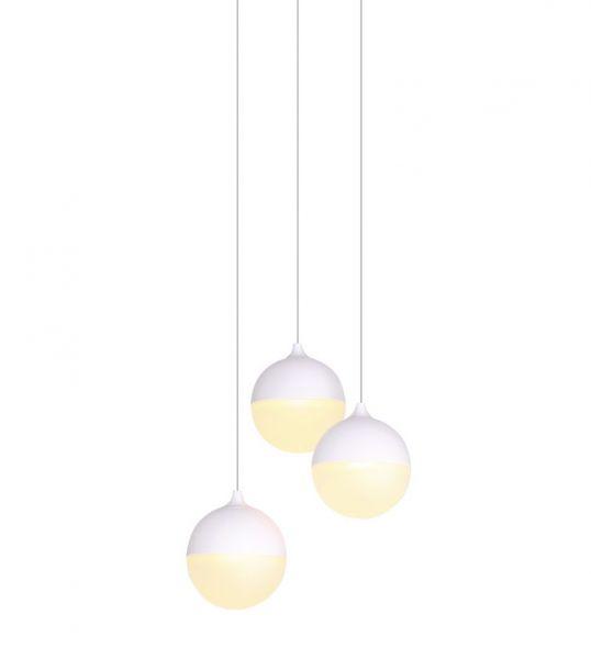 Lampă suspendată JUMP WHITE