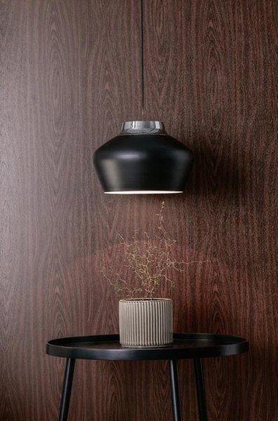KAAPO Pendant 1L Black/Chrome Lampa suspendata
