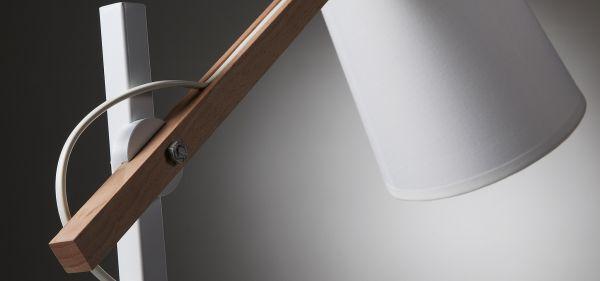 VIKO WHITE Lampă de masă