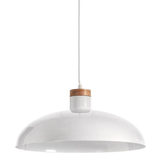 SVENSON WHITE Lampa suspendata