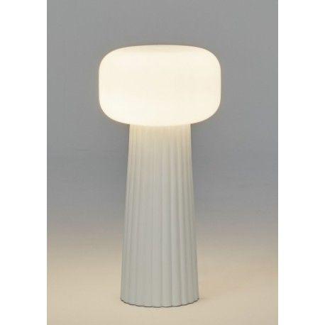 Lampă de masă FARGO WHITE