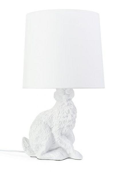 Lampă de masă RABBIT WHITE