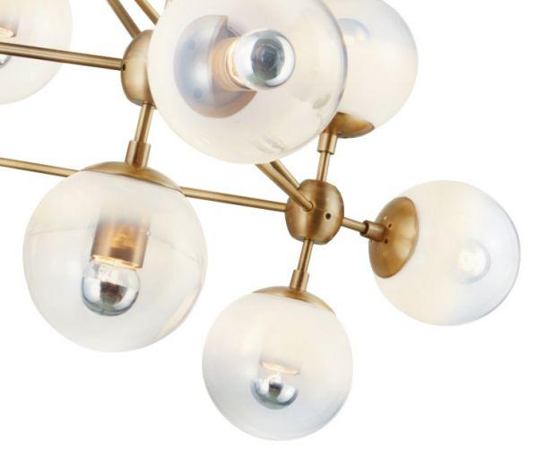 Lampă suspendată LANTE GOLD