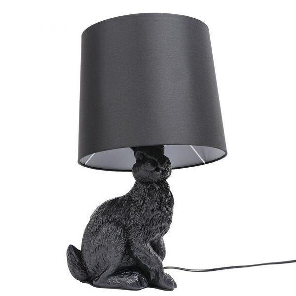 Lampă de masă RABBIT BLACK