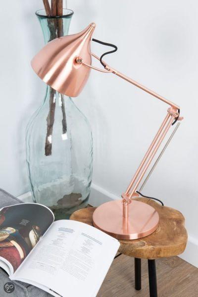 READER COPPER Lampă de masă