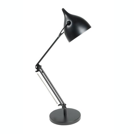 READER MATT BLACK Lampă de masă