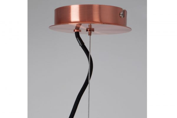RETRO '70 COPPER r40 Lampa suspendata