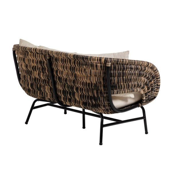 Canapea 2 locuri LINLIN 149 cm